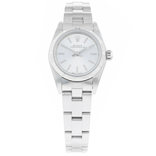 Pre-Owned Rolex Oyster Perpetual Ladies Watch 76030