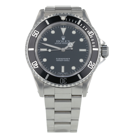 Pre-Owned Rolex Submariner Mens Watch 14060