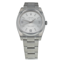 Pre-Owned Rolex Air-King Mens Watch 114200