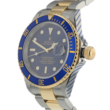 Pre-Owned Rolex Submariner Date Mens Watch 16613