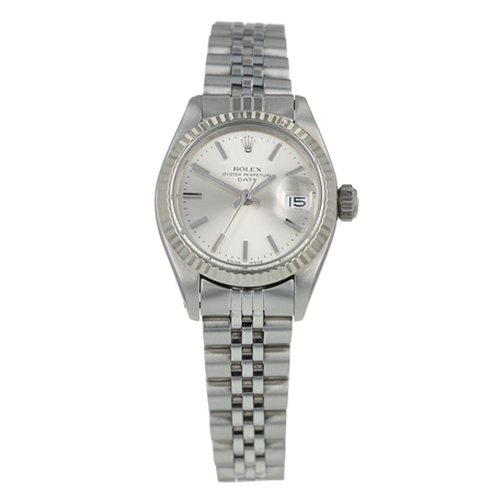 Pre-Owned Rolex Oyster Perpetual Date Ladies Watch 6917/4