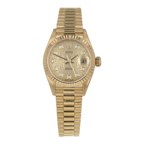 Pre-Owned Rolex Datejust Ladies Watch 79178