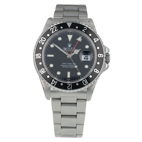 Pre-Owned Rolex GMT Master Mens Watch 16700