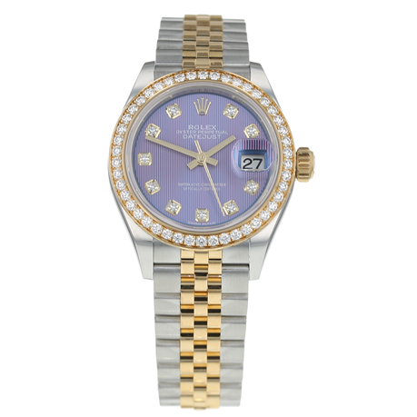 Pre-Owned Rolex Datejust Ladies Watch 279383RDR