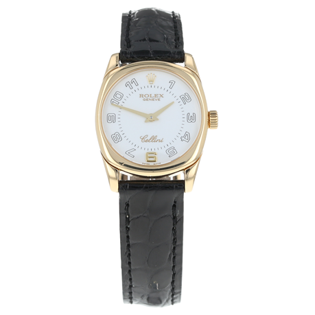 Pre-Owned Rolex Cellini Ladies Watch 6229