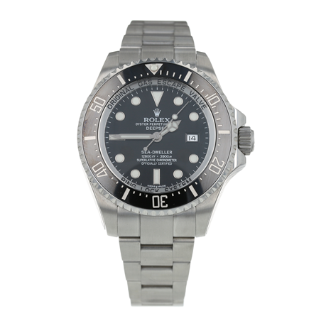 Pre-Owned Rolex Deepsea Sea-Dweller Mens Watch 116660
