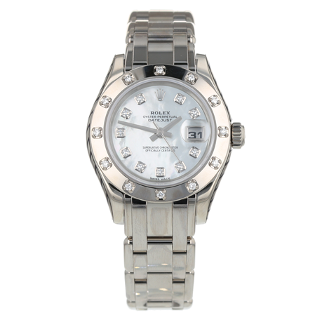 Pre-Owned Rolex Datejust Ladies Watch 80319