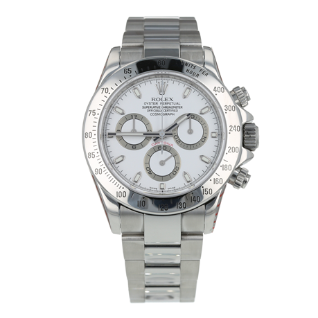 Pre-Owned Rolex Cosmograph Daytona Mens Watch 116520