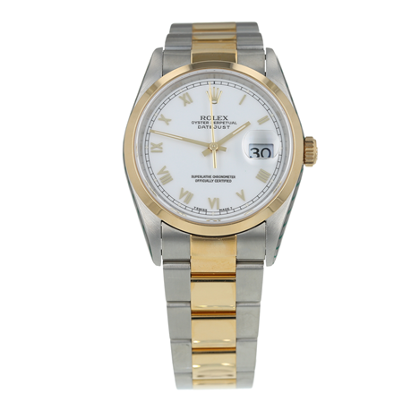 Pre-Owned Rolex Datejust Mens Watch 16203