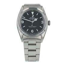 Pre-Owned Rolex Explorer Mens Watch 1016/0