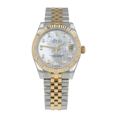 Pre-Owned Rolex Datejust Ladies Watch 178313