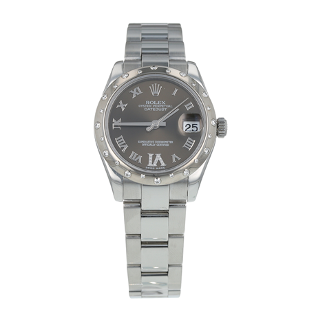 Pre-Owned Rolex Datejust Ladies Watch 178344