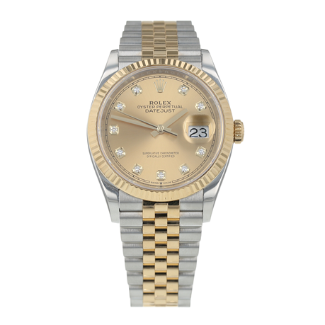 Pre-Owned Rolex Datejust Mens Watch 126233