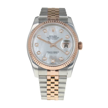 Pre-Owned Rolex Datejust Mens Watch 116231