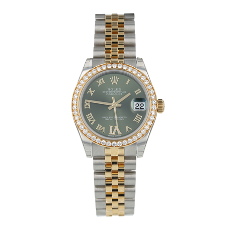 Pre-Owned Rolex Datejust Ladies Watch 178383