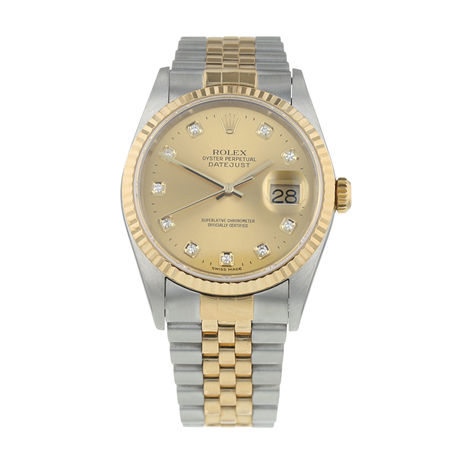 Pre-Owned Rolex Datejust Mens Watch 16233