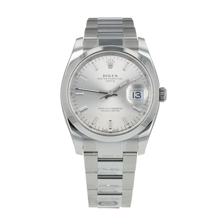 Pre-Owned Rolex Oyster Perpetual Date Mens Watch 115200