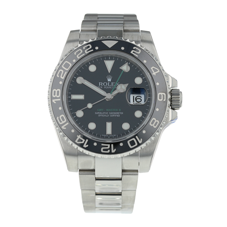 Pre-Owned Rolex GMT-Master II Mens Watch 116710LN