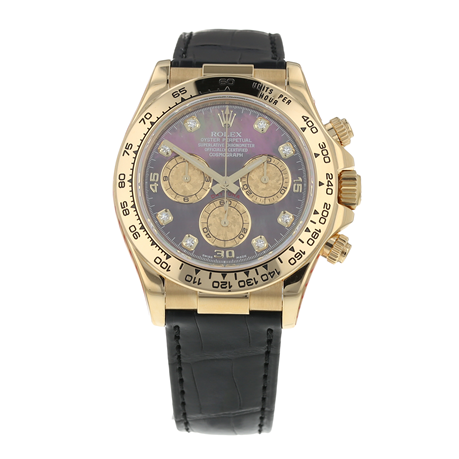 Pre-Owned Rolex Cosmograph Daytona Mens Watch 116518