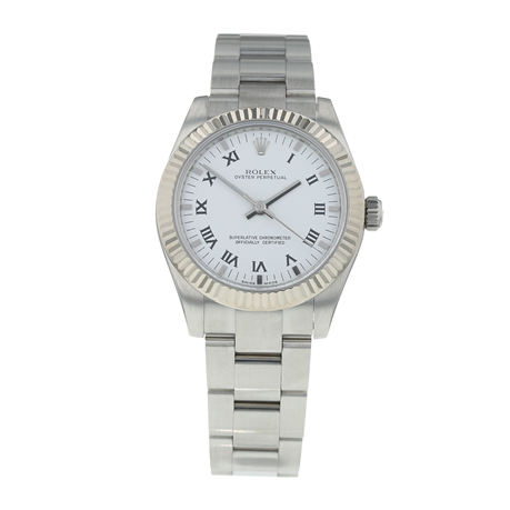 Pre-Owned Rolex Oyster Perpetual Ladies Watch 177234