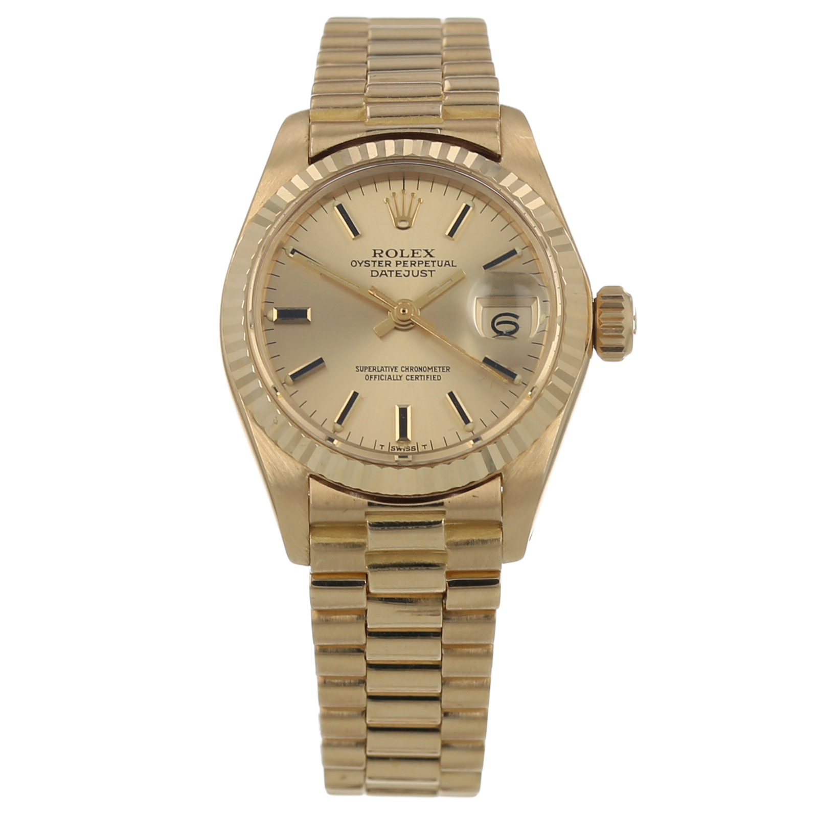 Pre-Owned Rolex Datejust 26, Circa 1978