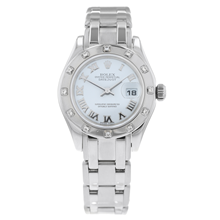 Pre-Owned Rolex Pearlmaster Ladies Watch 80319