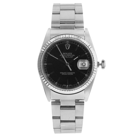 Pre-Owned Rolex Datejust Ladies Watch, Circa 2003