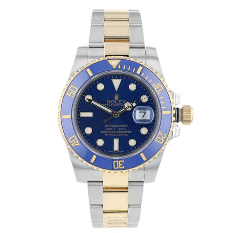 Pre-Owned Rolex Submariner Men's Watch