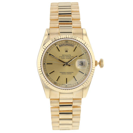 Pre-Owned Rolex Day-Date President Men's Watch