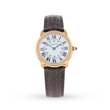 Pre-Owned Cartier Solo Ladies Watch