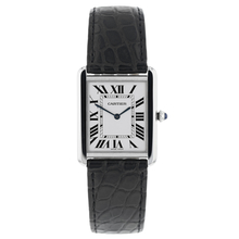 Pre-Owned Tank de Cartier Midsize Watch