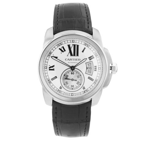 Pre-Owned Calibre de Cartier Men's Watch