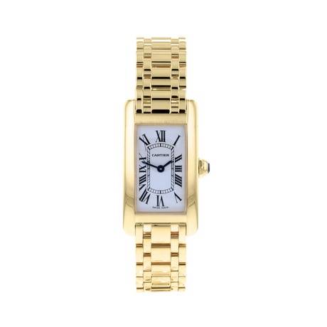 Pre-Owned Cartier Tank Americane