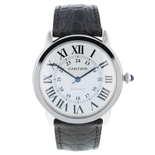 Pre-Owned Ronde Solo de Cartier Mens Watch