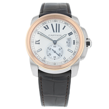 Pre-Owned Calibre de Cartier Mens Watch 3389