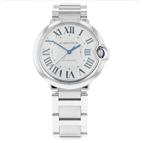 Pre-Owned Cartier Ballon Bleu de Mens Watch W6920046/3284