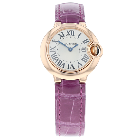 Pre-Owned Cartier Ballon Bleu Ladies Watch 3007