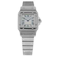 Pre-Owned Cartier Santos Ladies Watch 1565