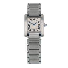 Pre-Owned Cartier Tank Francaise Ladies Watch W51008Q3/ 2384