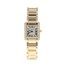 Pre-Owned Cartier Tank