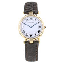 Pre-Owned Cartier Vendome Ladies Watch 881001