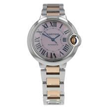 Pre-Owned Cartier Ballon Bleu De Ladies Watch W6920070/ 3489