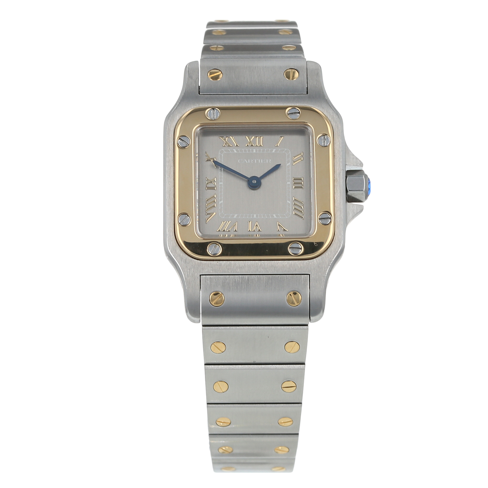 Pre-Owned Cartier Santos Ladies Watch W20031C4/ 1567