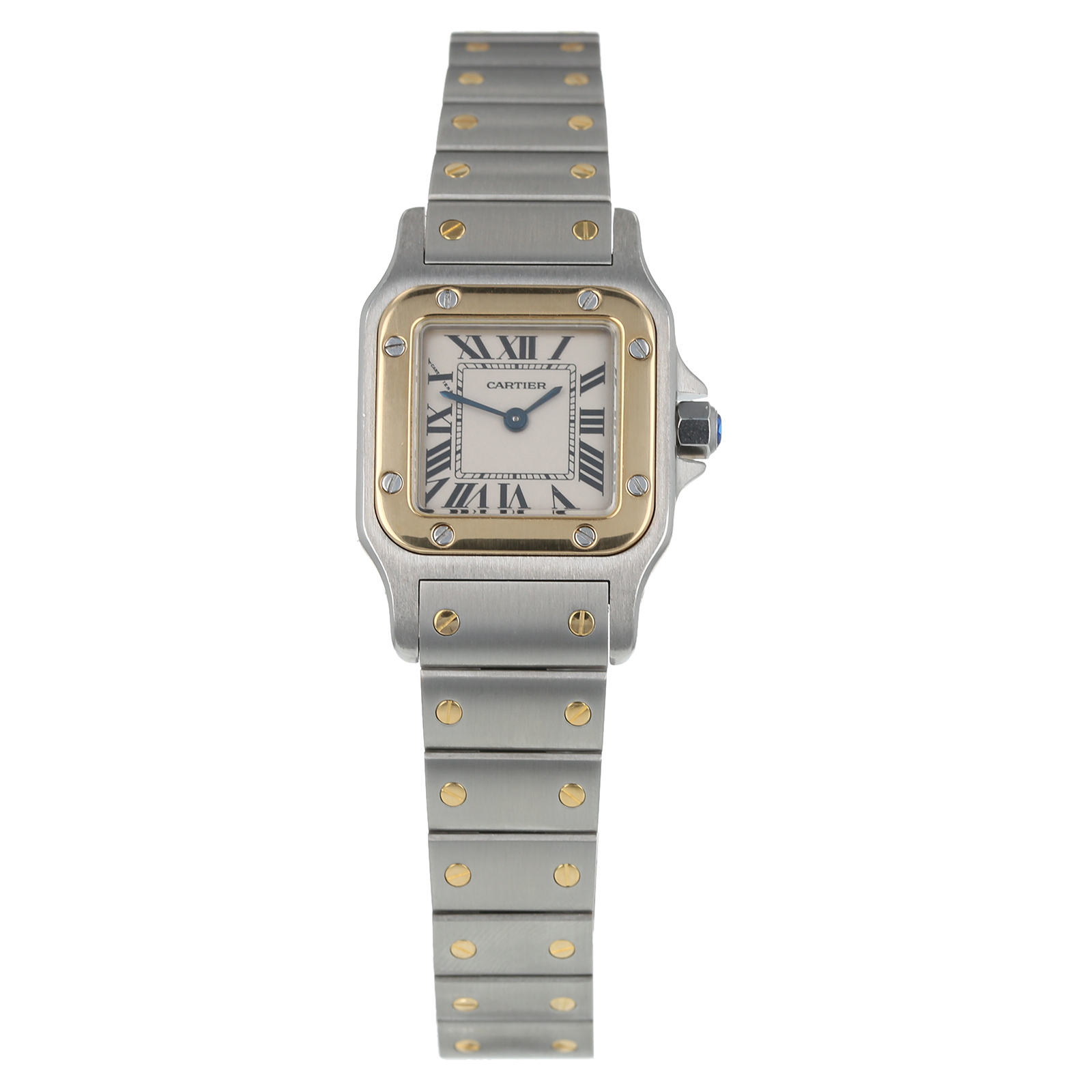 Pre-Owned Cartier Santos Ladies Watch W20012C4/1567