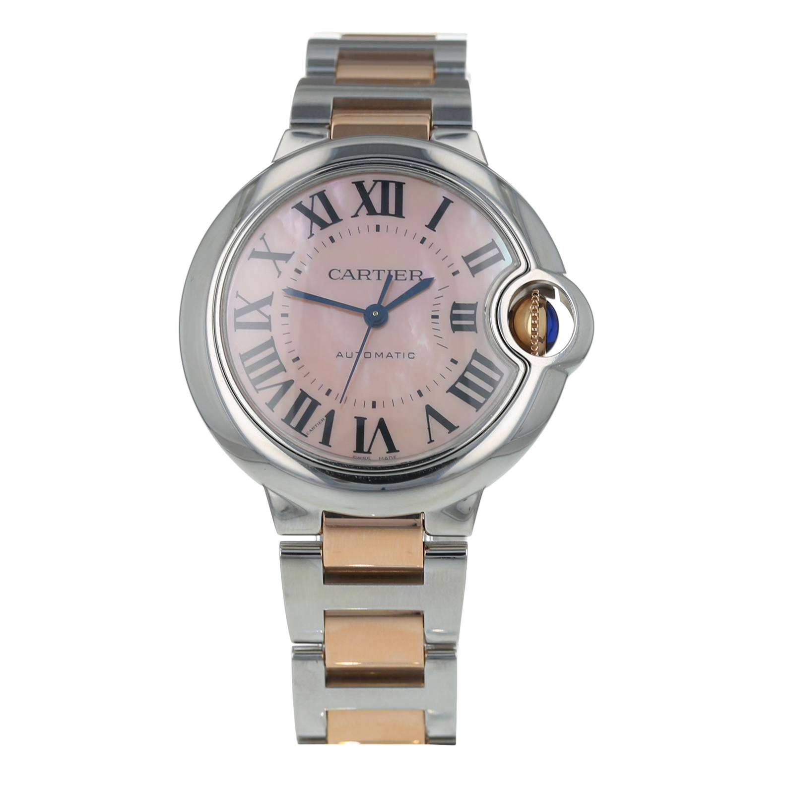 Pre-Owned Cartier Ballon Bleu de Ladies Watch W6920070/3489