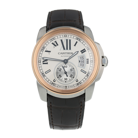 Pre-Owned Cartier Calibre De Mens Watch W7100011/ 3299