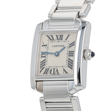 Pre-Owned Cartier Tank Francaise Ladies Watch W50012S3/ 2403