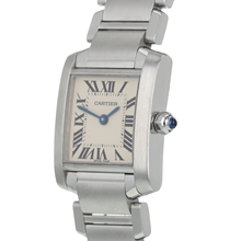 Pre-Owned Cartier Tank Francasie Ladies Watch W51008Q3/3217