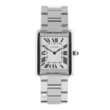 Pre-Owned Cartier Tank Solo Ladies Watch