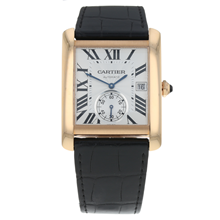 Pre-Owned Cartier Tank MC